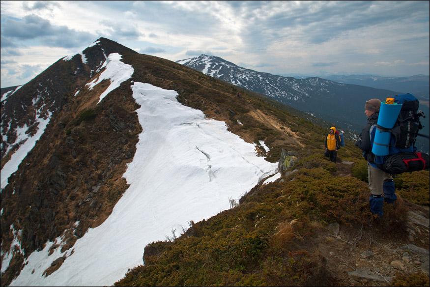 Неподалік обсерваторії на Попі Івані заблукала група київських туристів