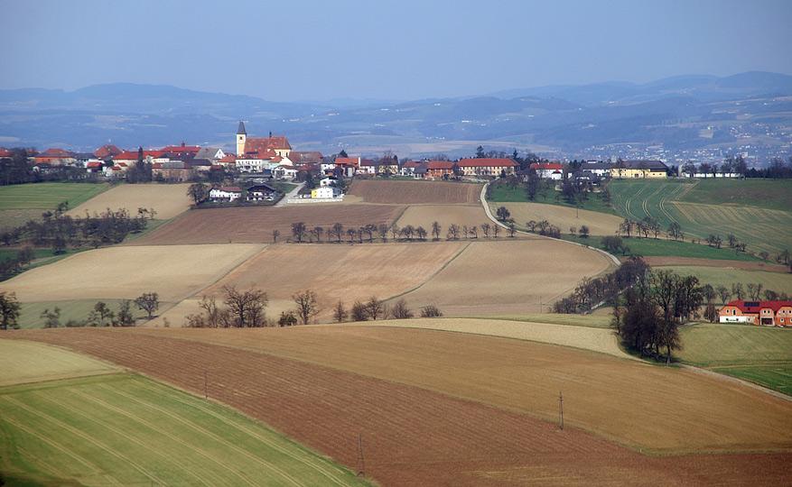 Ландшафтні регіони Австрії