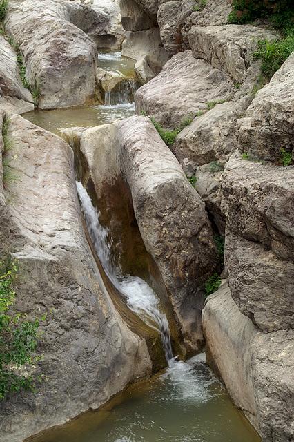 Зеленогір'я. Пороги річки Арпат