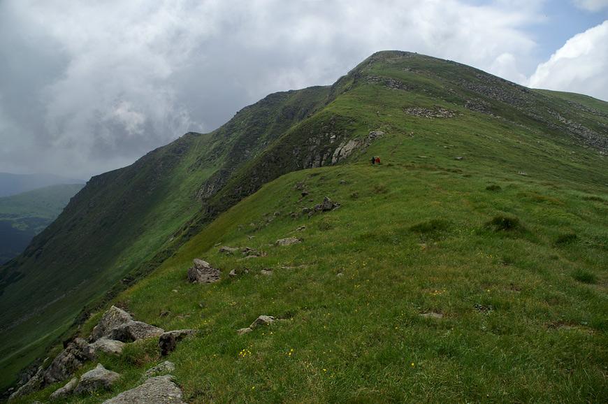 Гора Гутин-Томнатик - 2016 м над р.м.