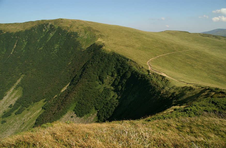 Гора Котел - 1771 м над р.м.