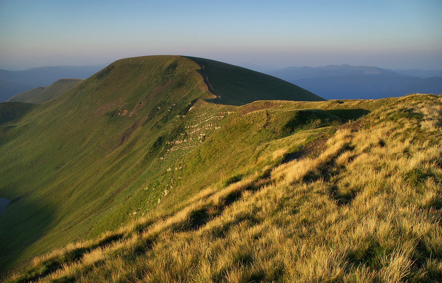 Гора Догяска - 1762 м над р.м.