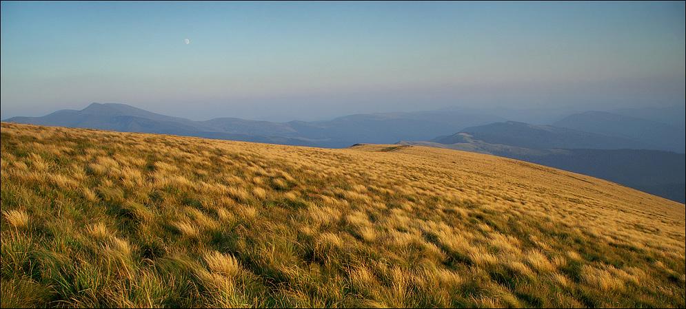 На верхньому плато гори Догяска - 1762 м над р.м.
