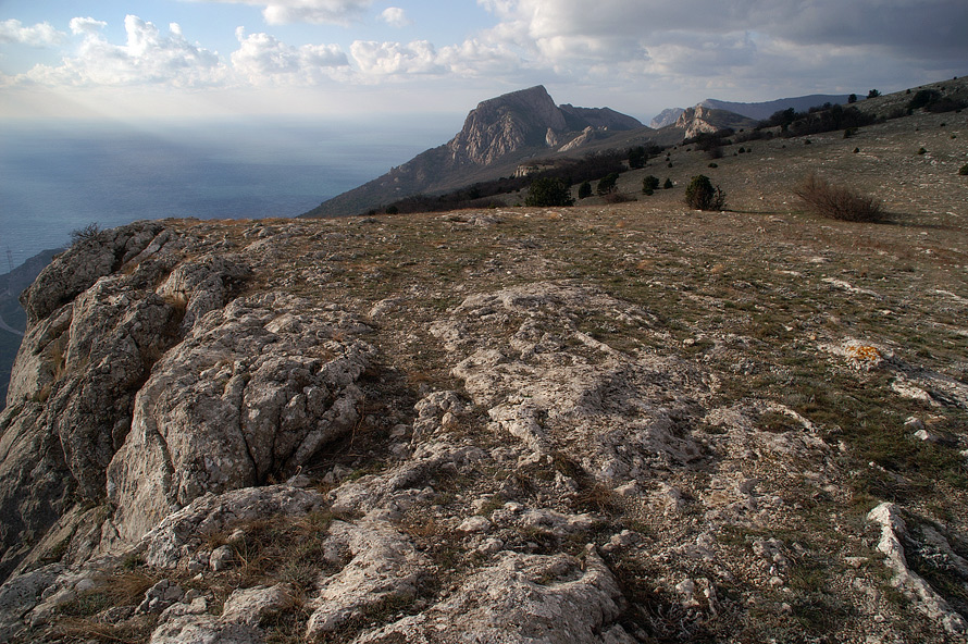 Кам'янистий хребет Фороз-Богаз