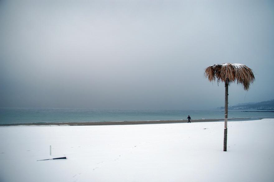 15.12.10. Одеса. Пляж Ланжерон.