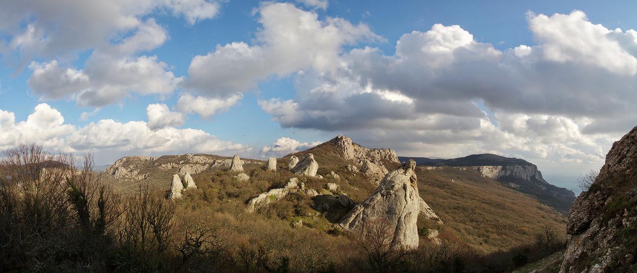 """""""Храм Сонця"""" на Кримському півострові (Фото: Максим Гайдученко)"""