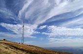 Вітри в Українських Карпатах