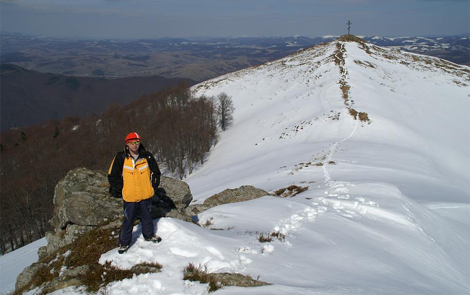 Біля гори Православний Хрест
