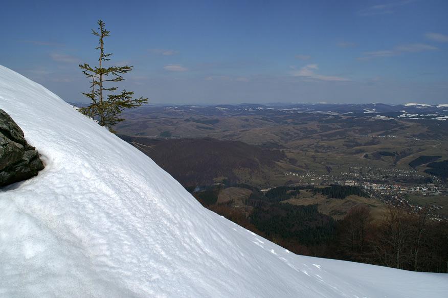На схилах гори Православний Хрест