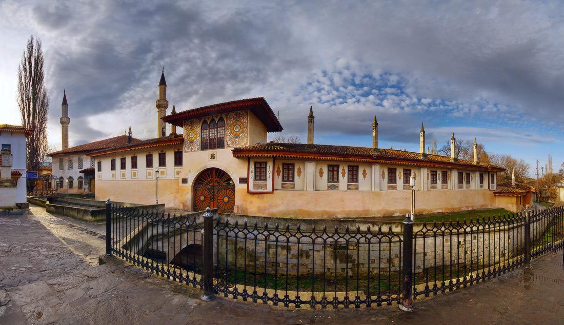 Ханський Палац (Хан-Сарай) в Бахчисараї. (Фото: Максим Гайдученко)