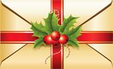 Різдвяна поштівка