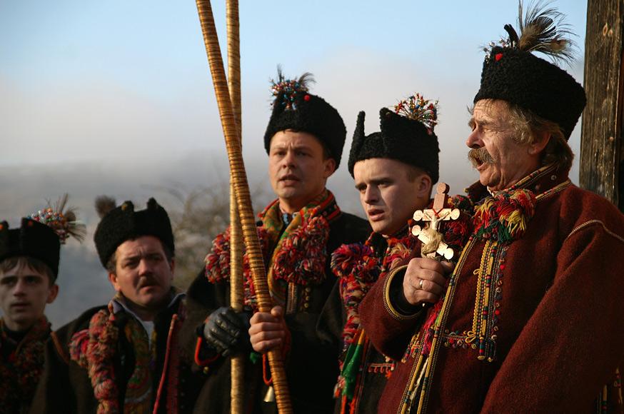 Верховина колядує: у Львові пройшов День Гуцульської культури (фото)