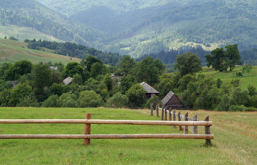 Околиці Щербовця