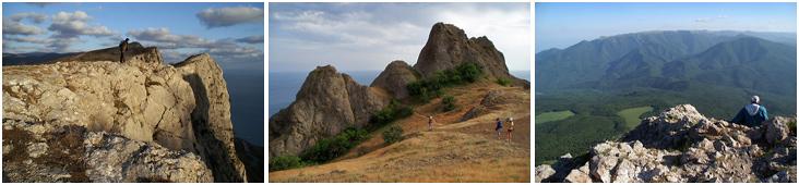 Пішохідно-морський ФОТОтур Кримським півостровом