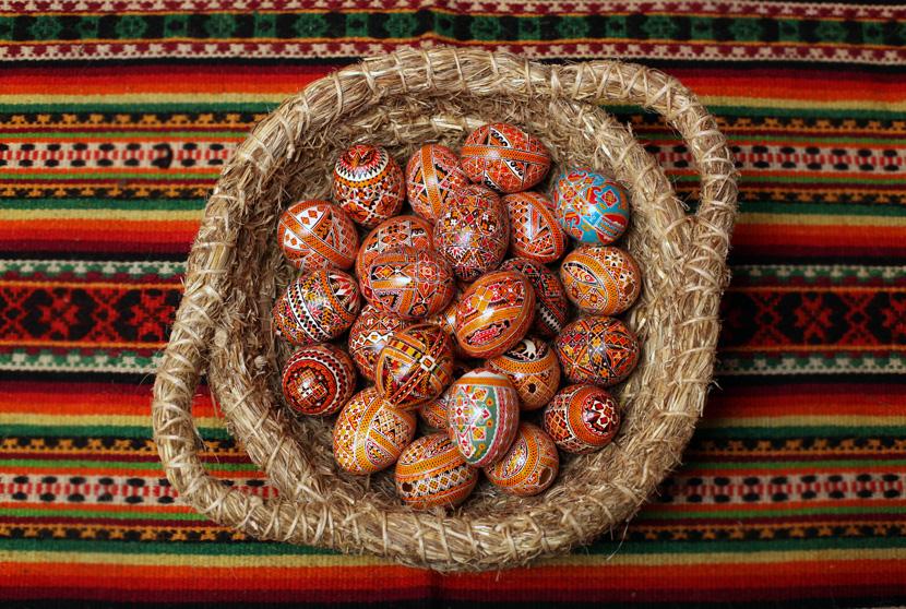 Великдень в Карпатах