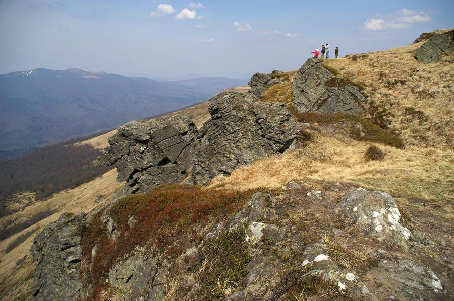 На склонах горы Пикуй