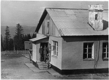 Житлове приміщення в/ч 39858 на горі Томнатик