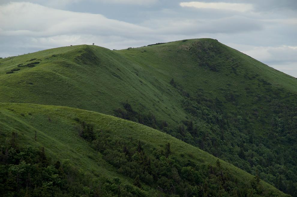 Вид на гору Нандаг