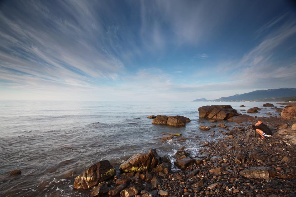 Пляж Сотера