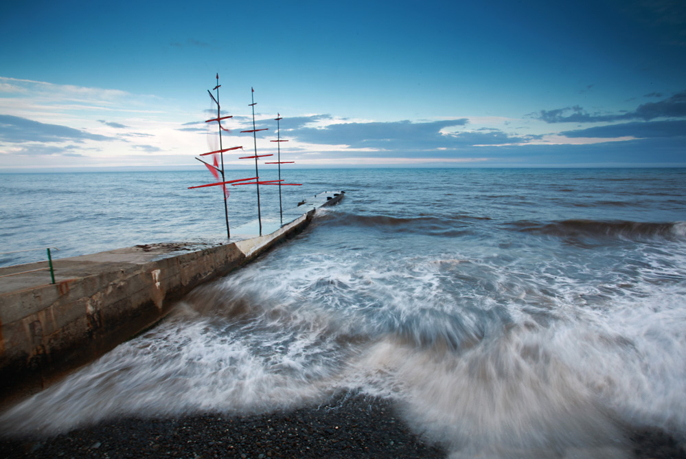 Крим. Чорне море