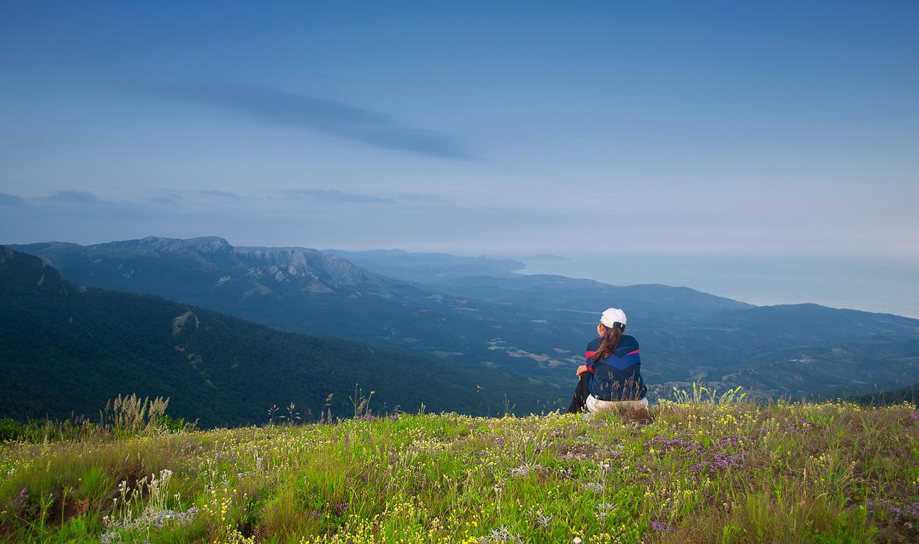 Філософія гір і моря...