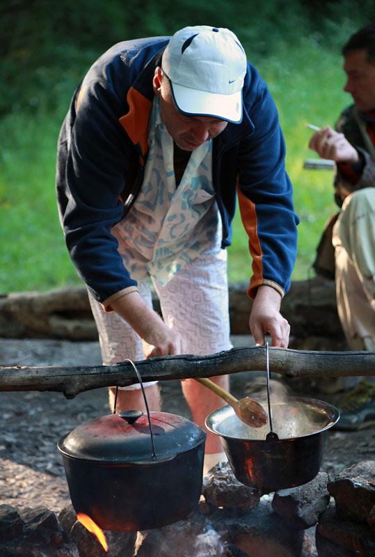 Приготування вечері
