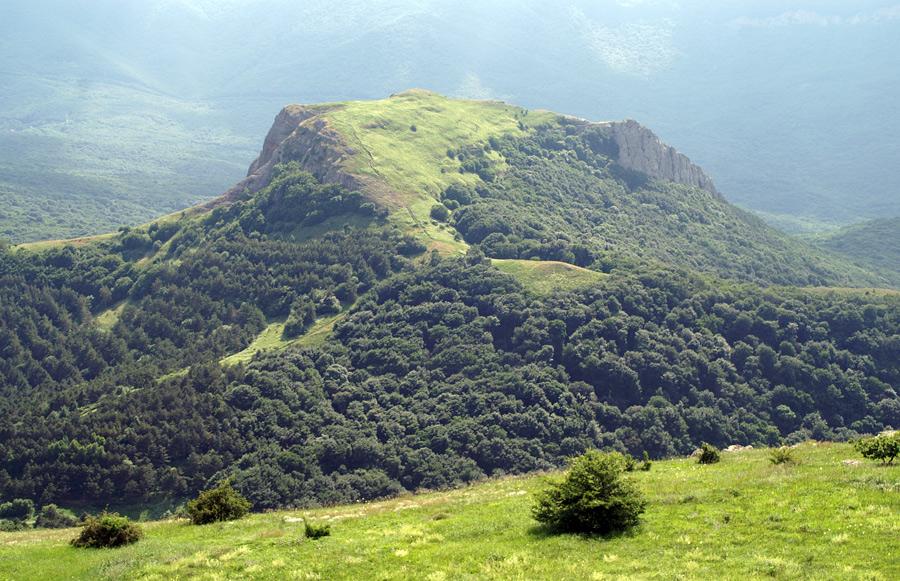 Гора Пахкал-Кая (Лисий Іван)