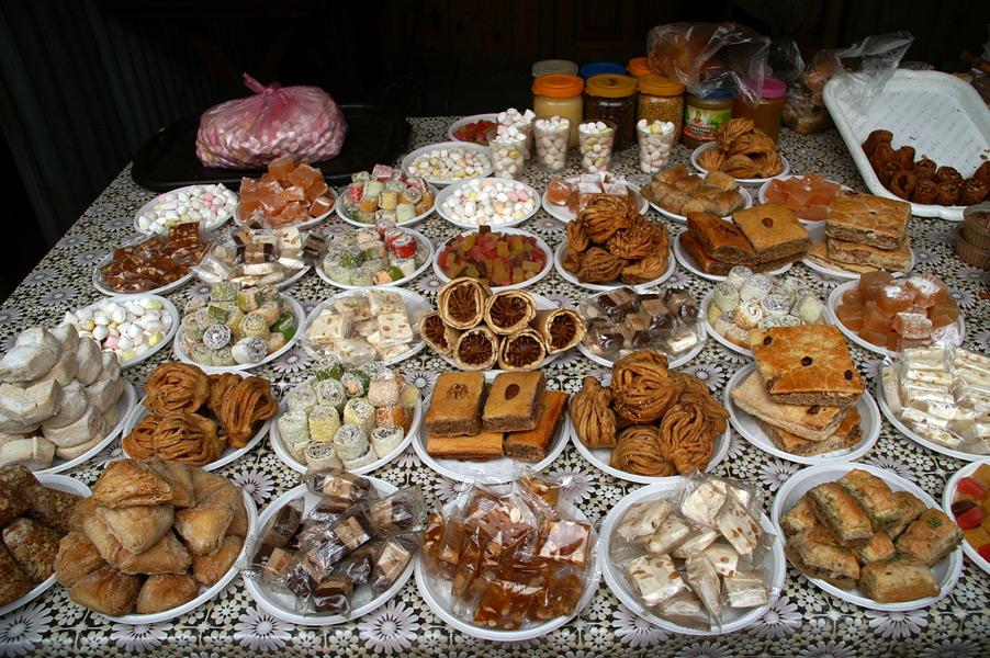 Східні солодощі