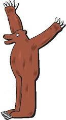 По малину - з ведмедем