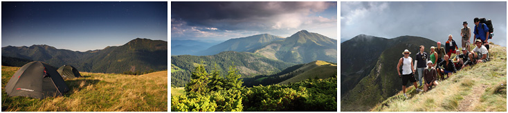 Мармароси - Чорногора