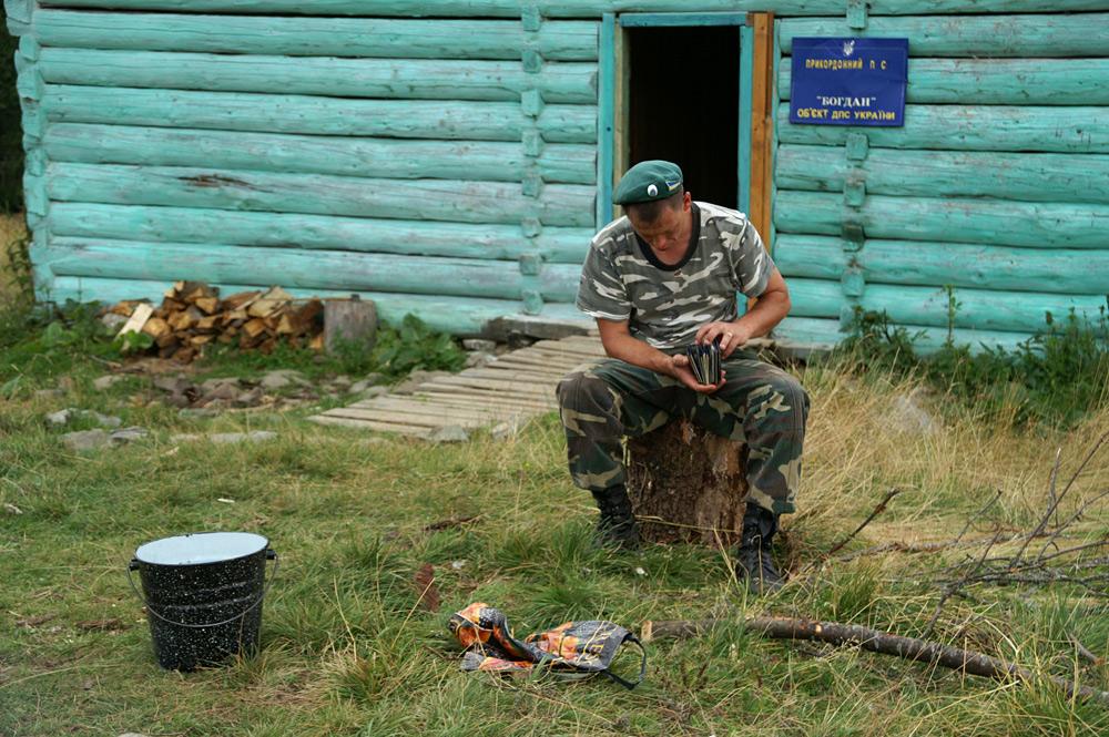 Прикордонний пост ДПС України на Мармаросах