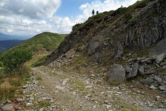 Скелі Смерті - 1810 м над р.м.