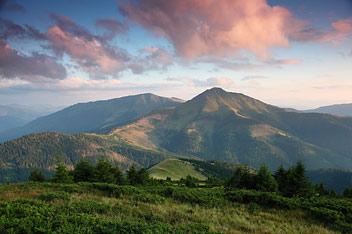 Румунські гори - Феркеу і Михайлек