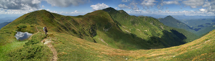 Мармароський масив (Гуцульські Альпи)