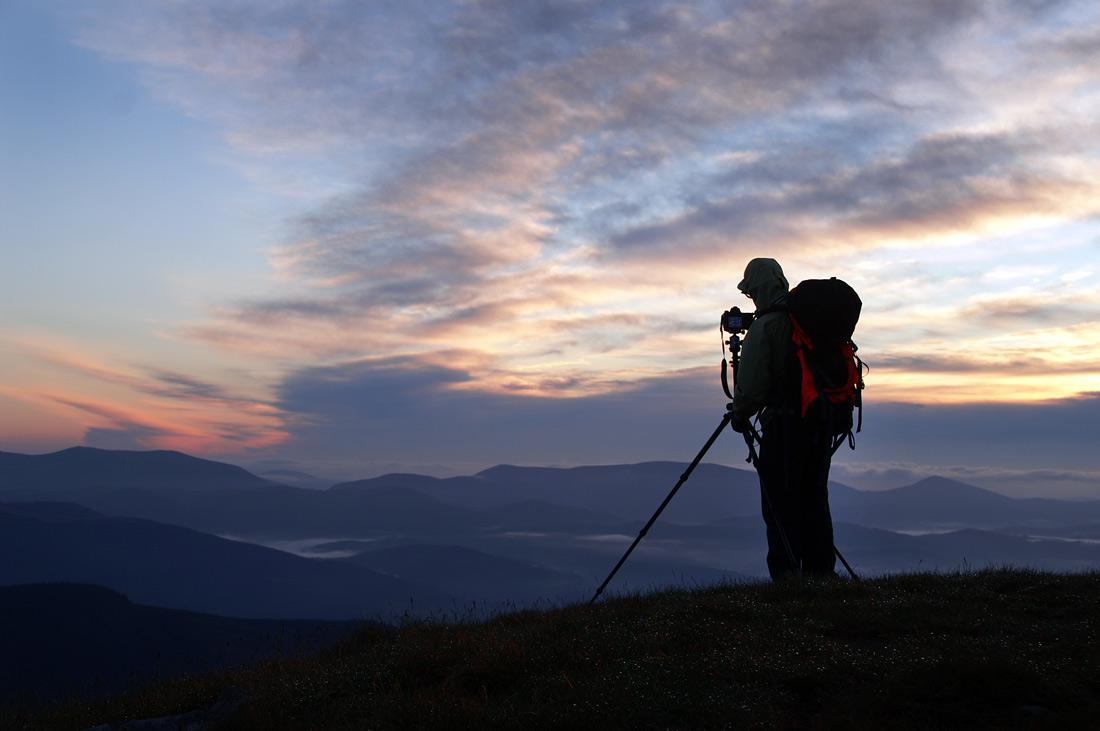 Ранок на горі Стіг