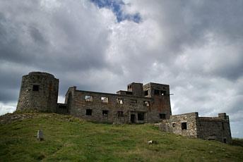 Астрономо-метеорологічна обсерваторія на горі Піп Іван