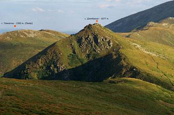 Чорногора і Буковина