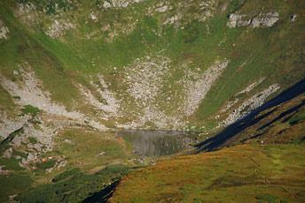 Чорногора. Озеро Бребенескул - 1800 м над р.м.