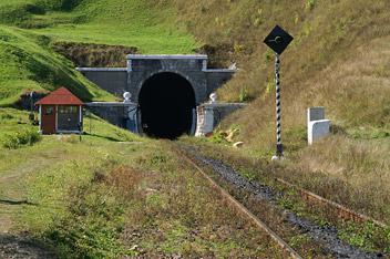 Тунель на з/д Вороненко