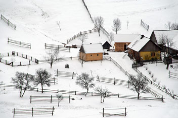 В селі Чорна Тиса