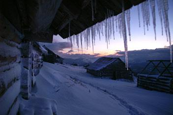Зимовий світанок
