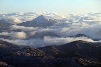 Гора Хомяк - 1542 м над р.м.