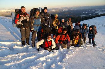 Бограч PARTY на Міжнародний день гір
