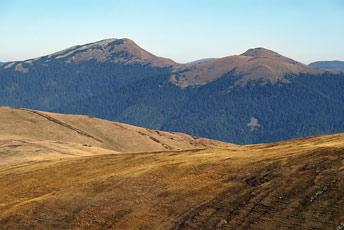 Стримба (1719 м) і Стреминіс (1652 м)