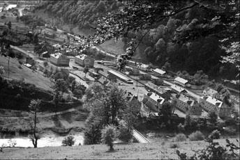 Селище будівельників 1953-1957 років