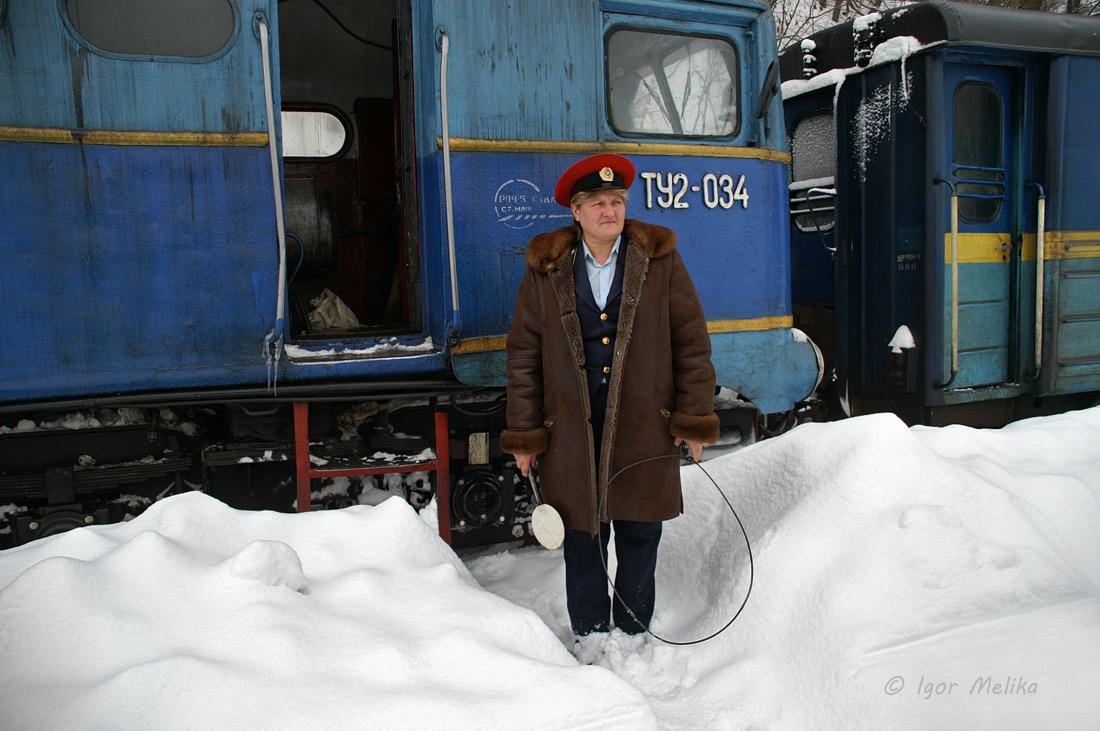 На станції Хмільник