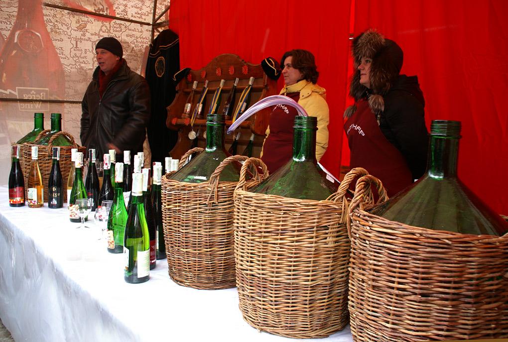 Міжнародний фестиваль вин в Берегові