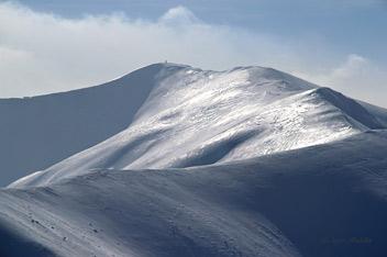 Гора Стій - 1681 м над р.м.