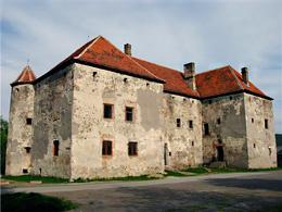 Замок Сент-Міклош в Чинадієво