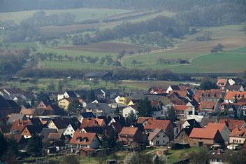 Нижня Франконія (Баварія)